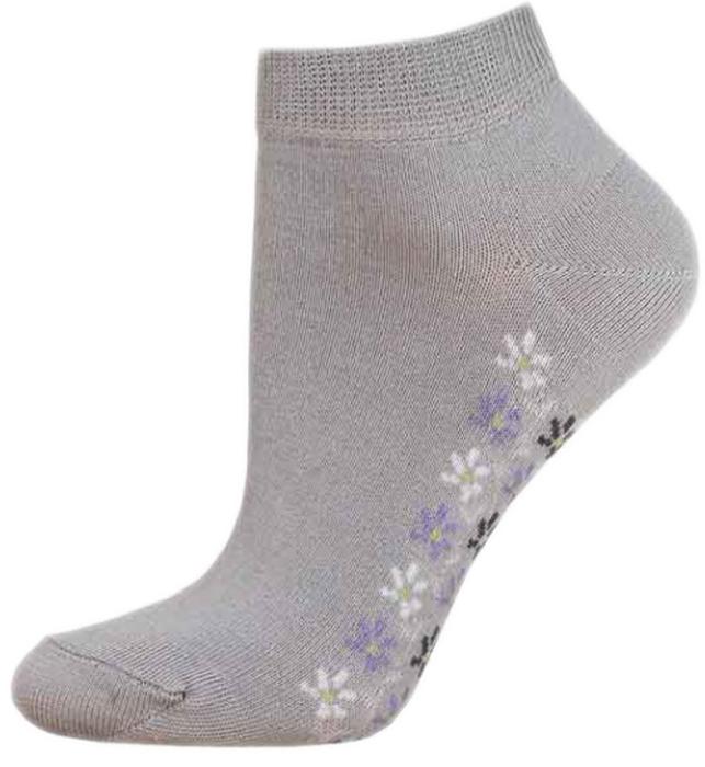 Носки женские Брестские Classic, цвет: светло-серый. 14С1101_019. Размер 36/37 носки женские брестские classic цвет бледно голубой 14с1101 018 размер 36 37