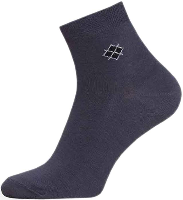 Носки мужские Брестские Classic, цвет: темно-серый. 14с2124_004. Размер 41/4214с2124_004