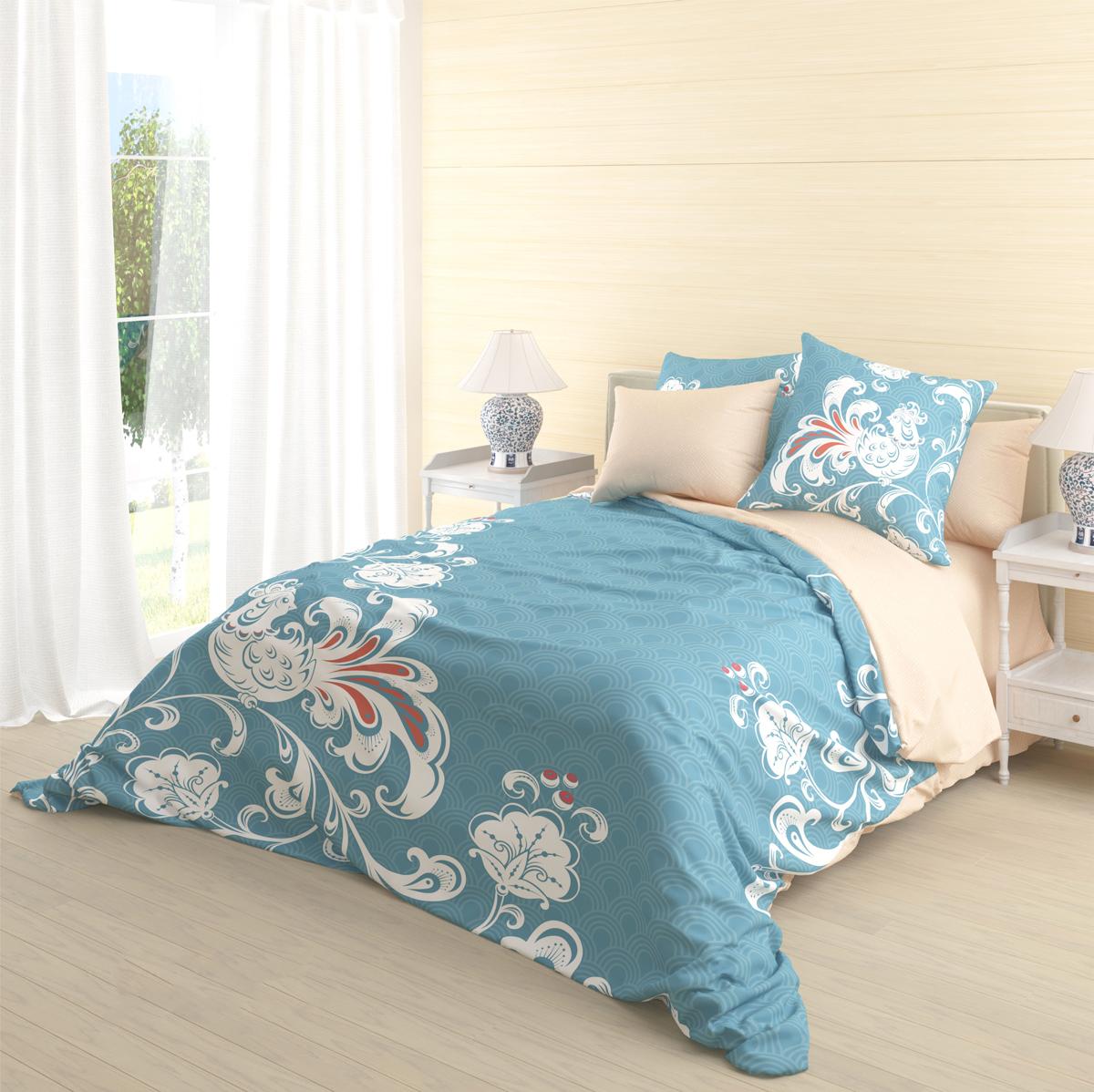 Комплект белья Волшебная ночь Divo, 1,5-спальный, наволочки 70х70 см718557
