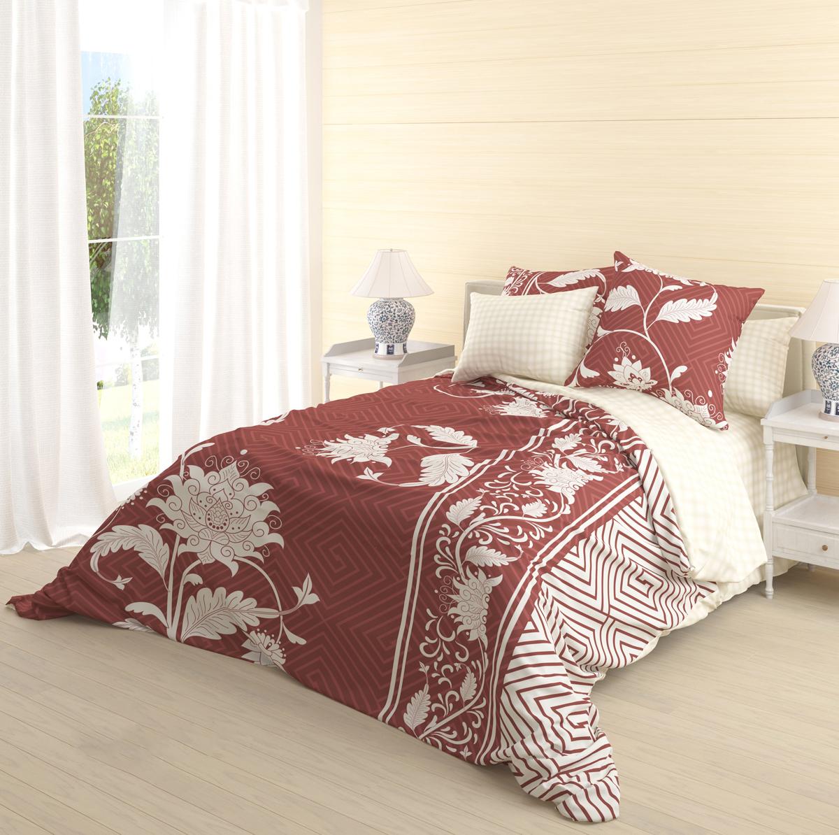 Комплект белья Волшебная ночь Rozan, 2-спальный, наволочки 50х70 см718594Роскошный комплект постельного белья Волшебная ночь Rozan выполнен из натурального ранфорса (100% хлопка) и оформлен оригинальным рисунком. Комплект состоит из пододеяльника, простыни и двух наволочек.Ранфорс - это новая современная гипоаллергенная ткань из натуральных хлопковых волокон, которая прекрасно впитывает влагу, очень проста в уходе, а за счет высокой прочности способна выдерживать большое количество стирок. Высочайшее качество материала гарантирует безопасность.