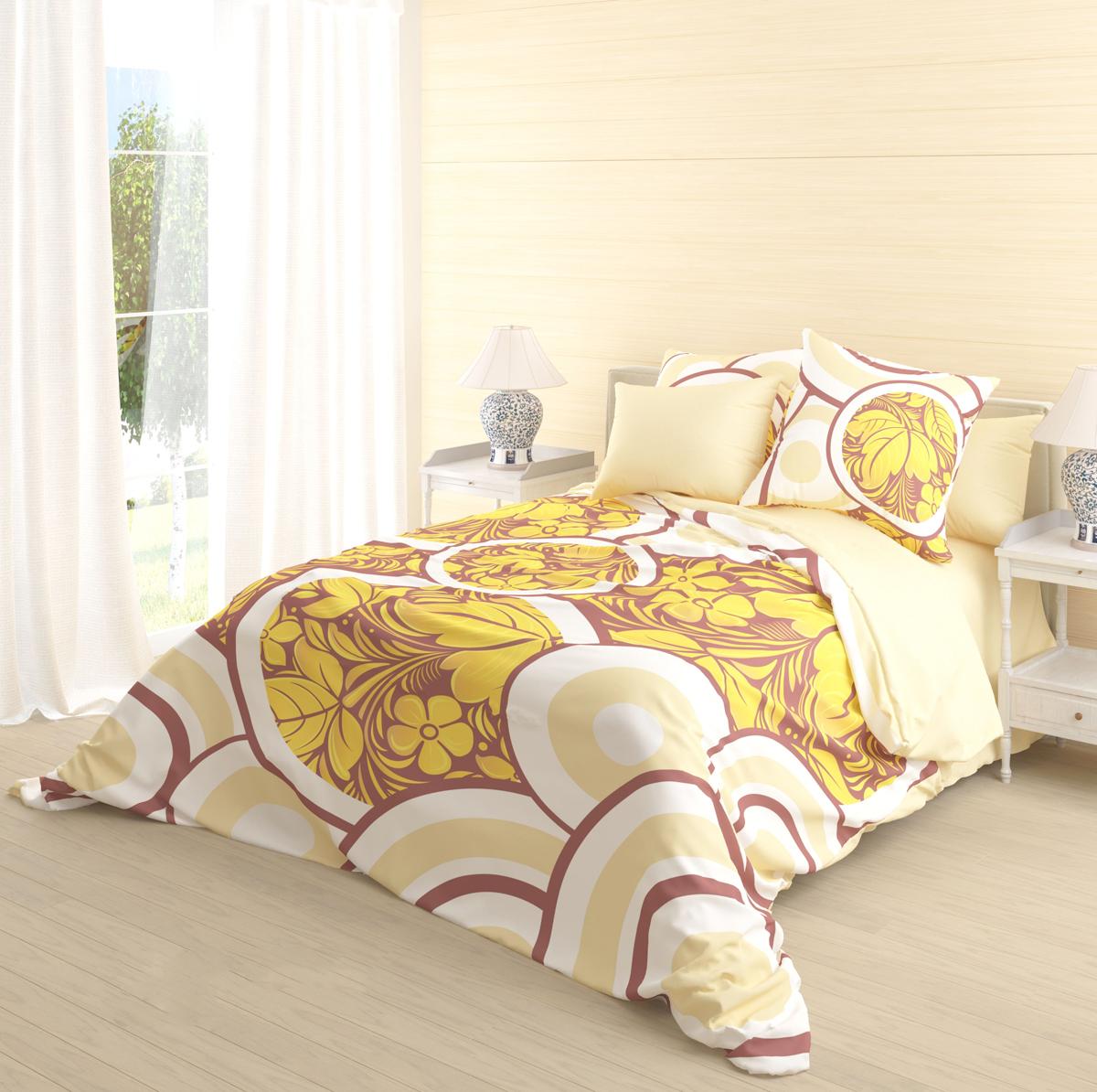 Комплект белья Волшебная ночь Kupava, 2-спальный, наволочки 70х70 см718610