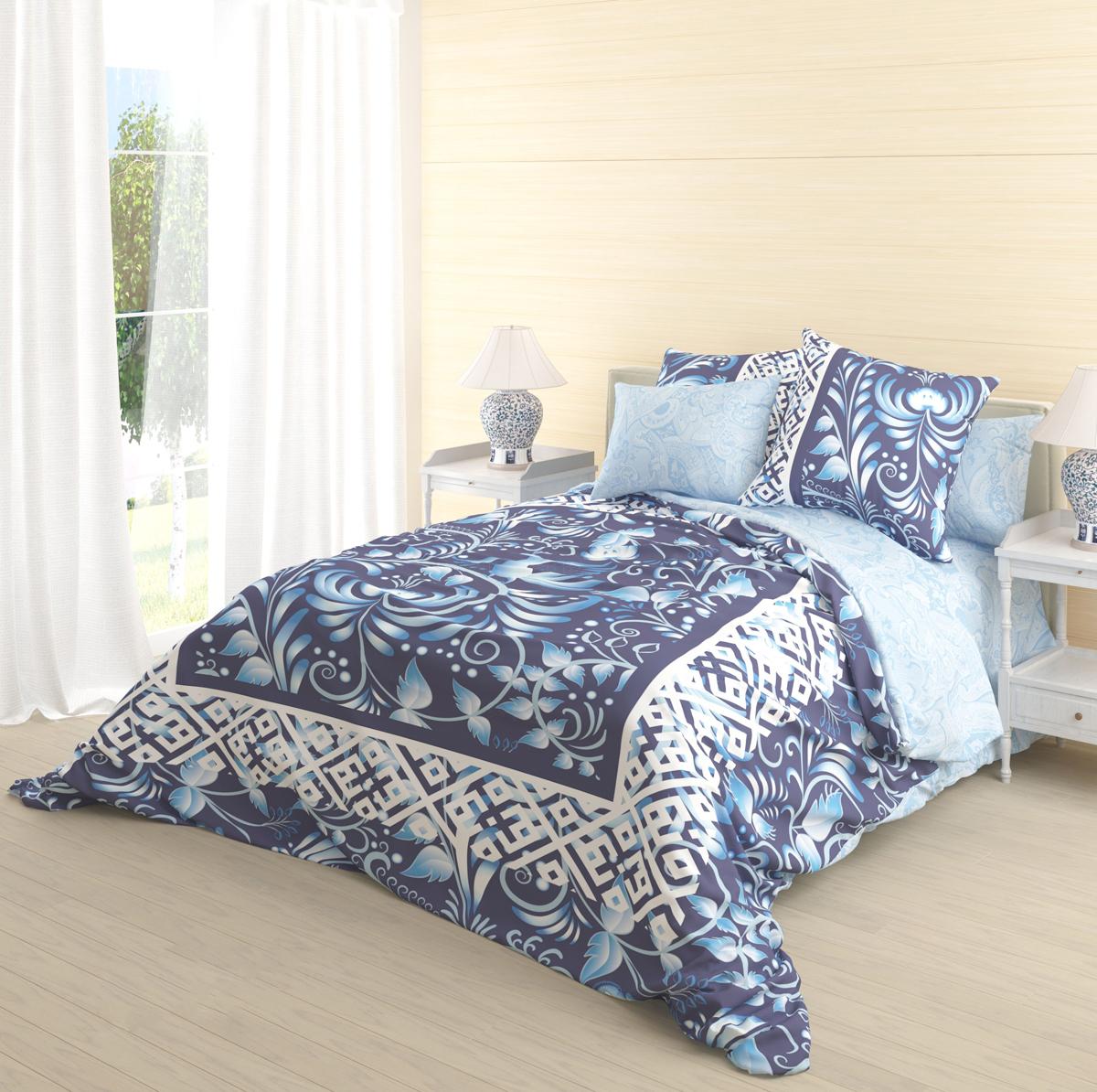 Комплект белья Волшебная ночь Legenda, 2-спальный, наволочки 50х70 см718644