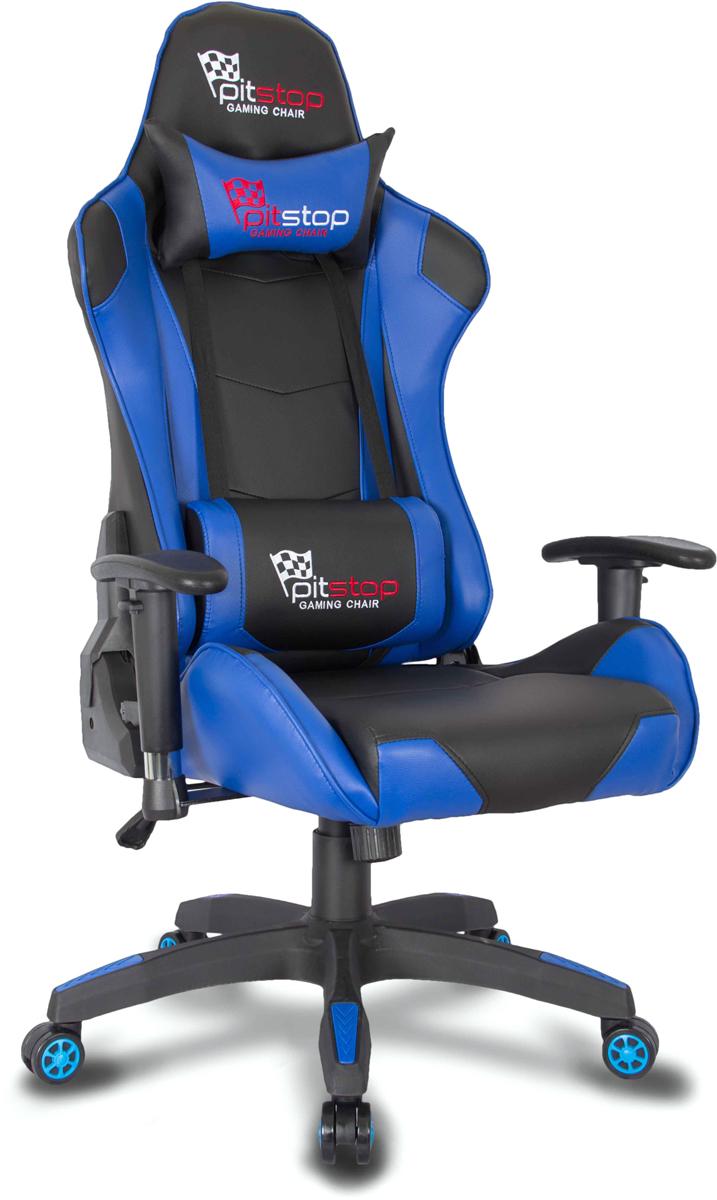 Кресло игровое College  CLG-801LXH , цвет: синий - Игровые кресла