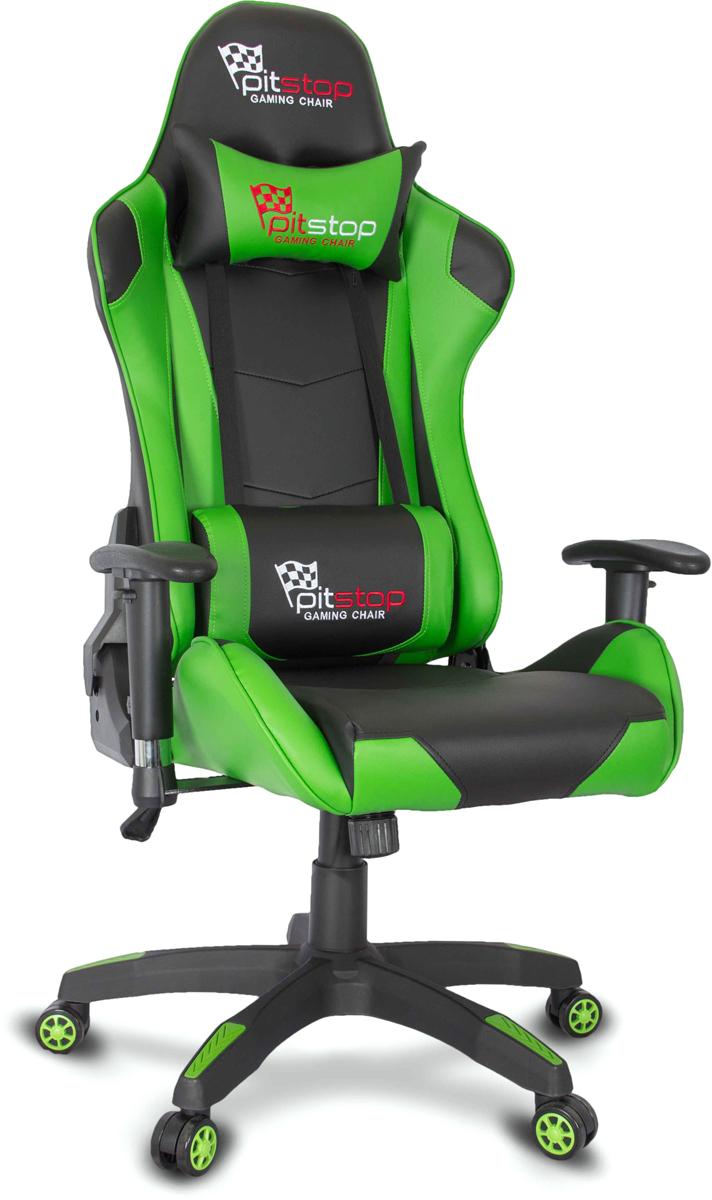 Кресло игровое College  CLG-801LXH , цвет: зеленый - Игровые кресла