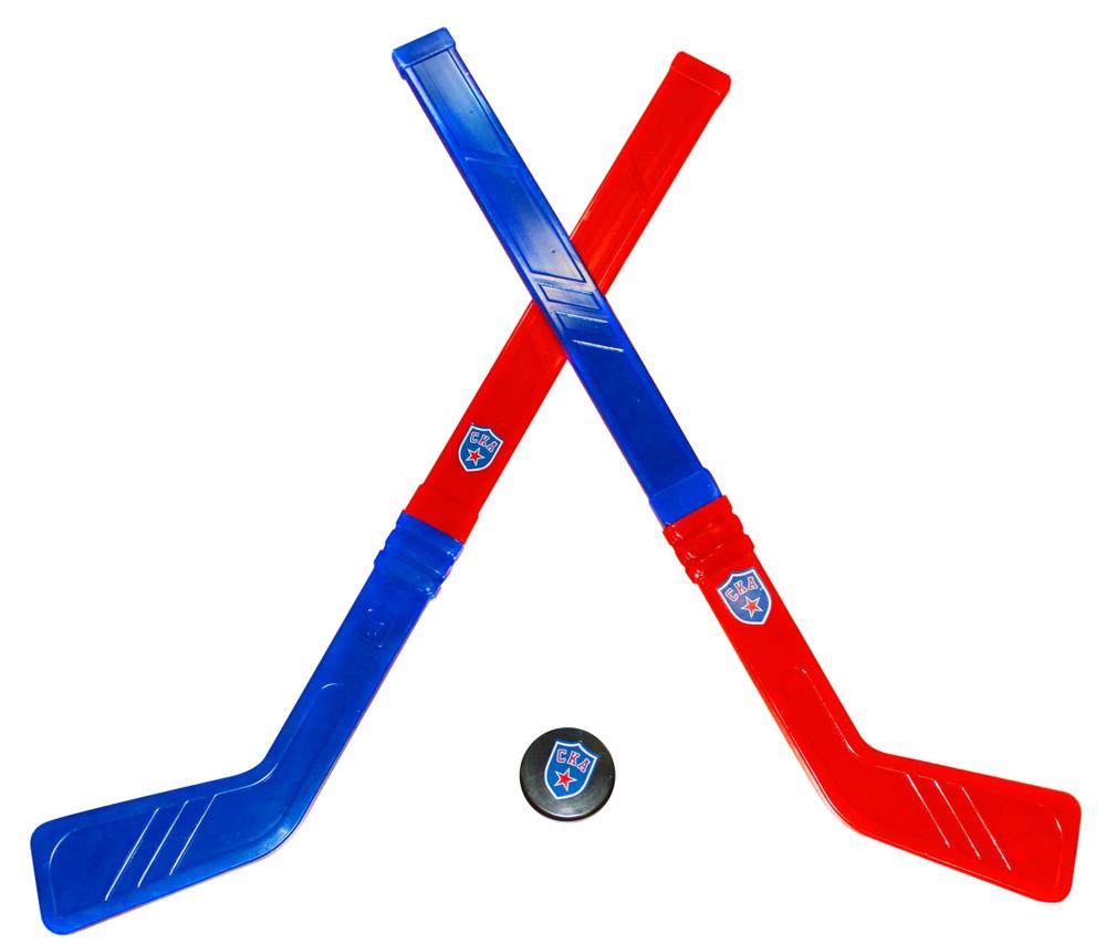 Пластмастер Игровой набор Хоккей СКА