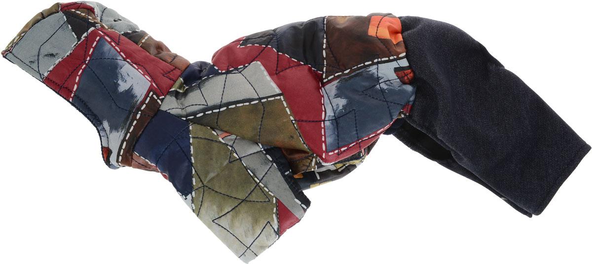 Комбинезон для собак GLG  Столица , унисекс, цвет: мультиколор. Размер L - Одежда, обувь, украшения - Одежда