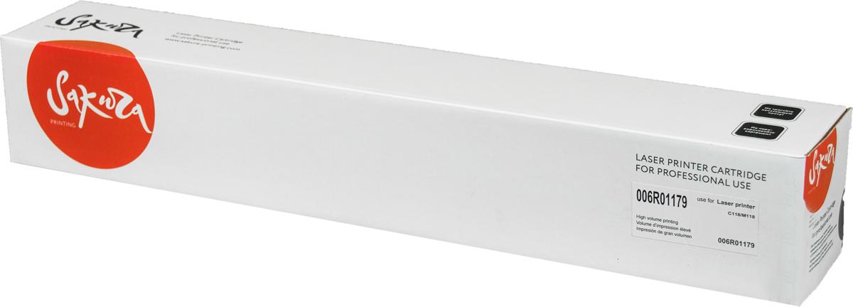 Sakura 006R01179, Black тонер-картридж для Xerox WorkCentre M118/M118i, CopyCentre C118SA006R01179
