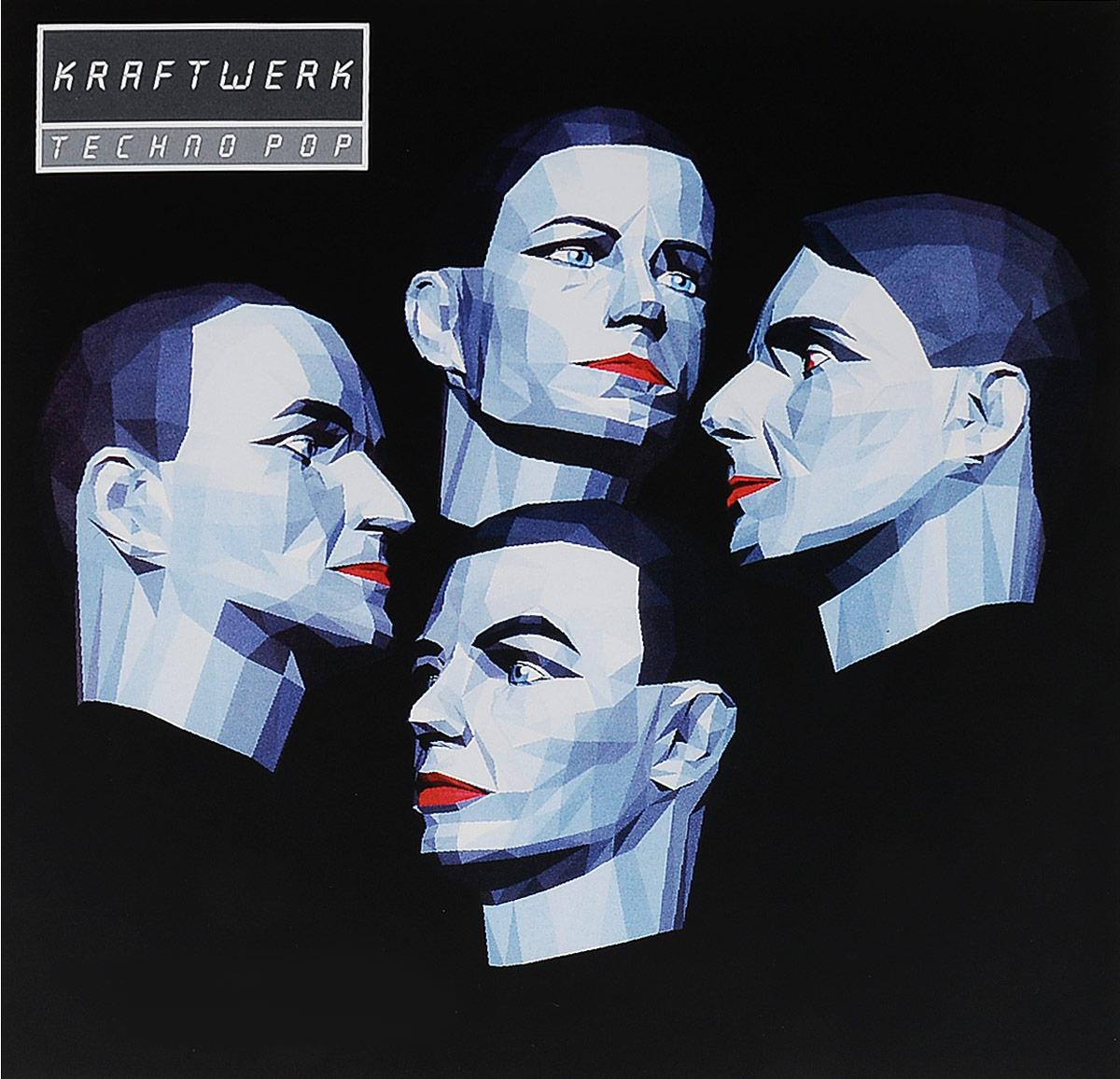 Kraftwerk Kraftwerk. Techno Pop (LP) андреа бочелли andrea bocelli the pop albums 14 lp