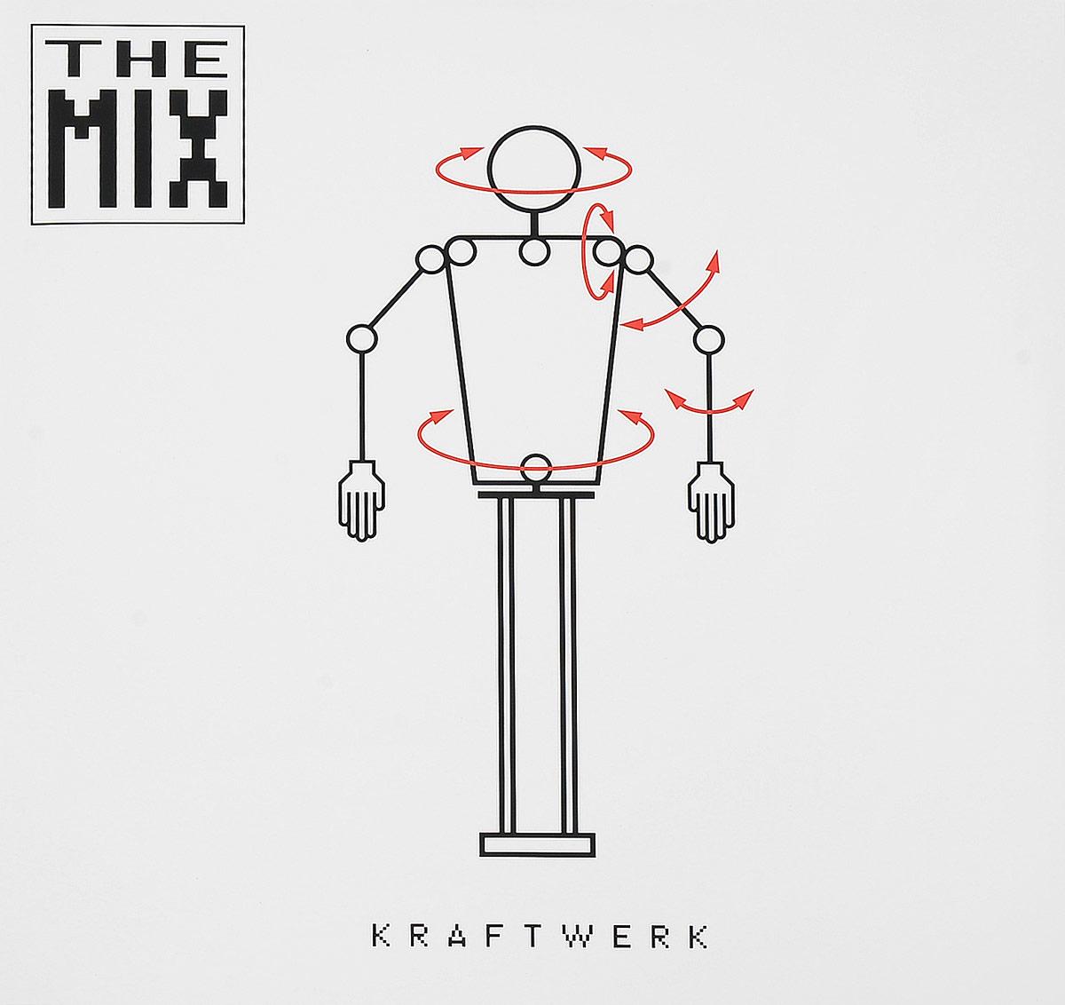 Kraftwerk Kraftwerk. The Mix (2 LP) dvd kraftwerk minimum maximum