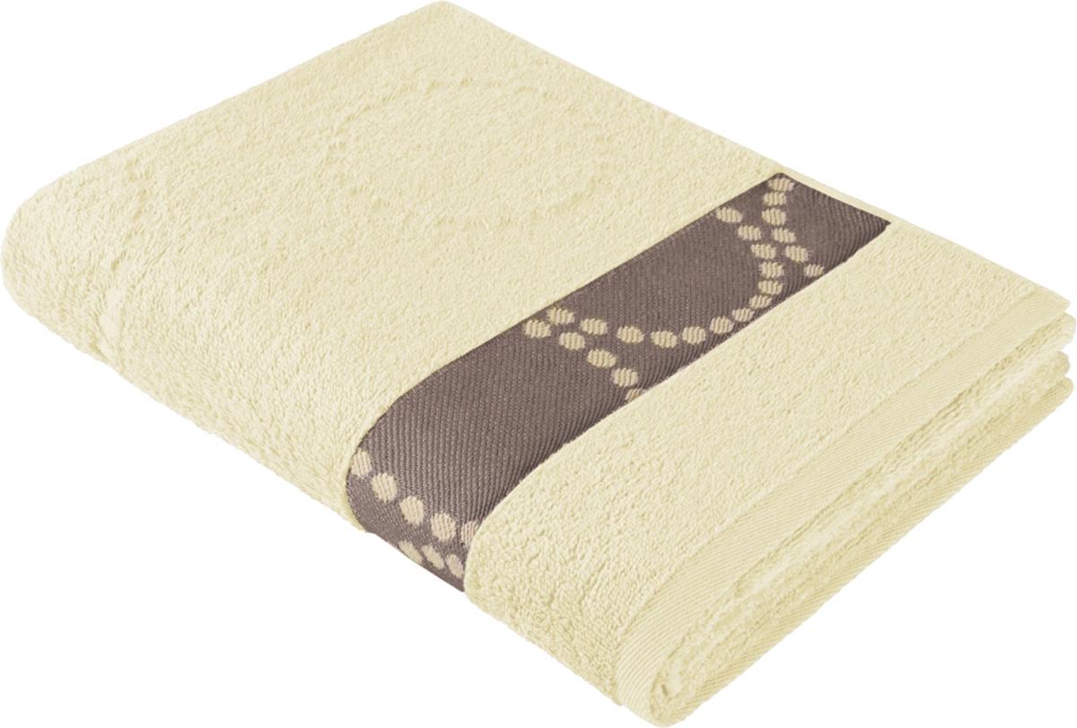"""Махровое полотенце Aquarelle """"Таллин 2"""" неотъемлемая часть повседневного быта, оно создает дополнительные акценты в ванной комнате. Продукция производится из высококачественных материалов."""