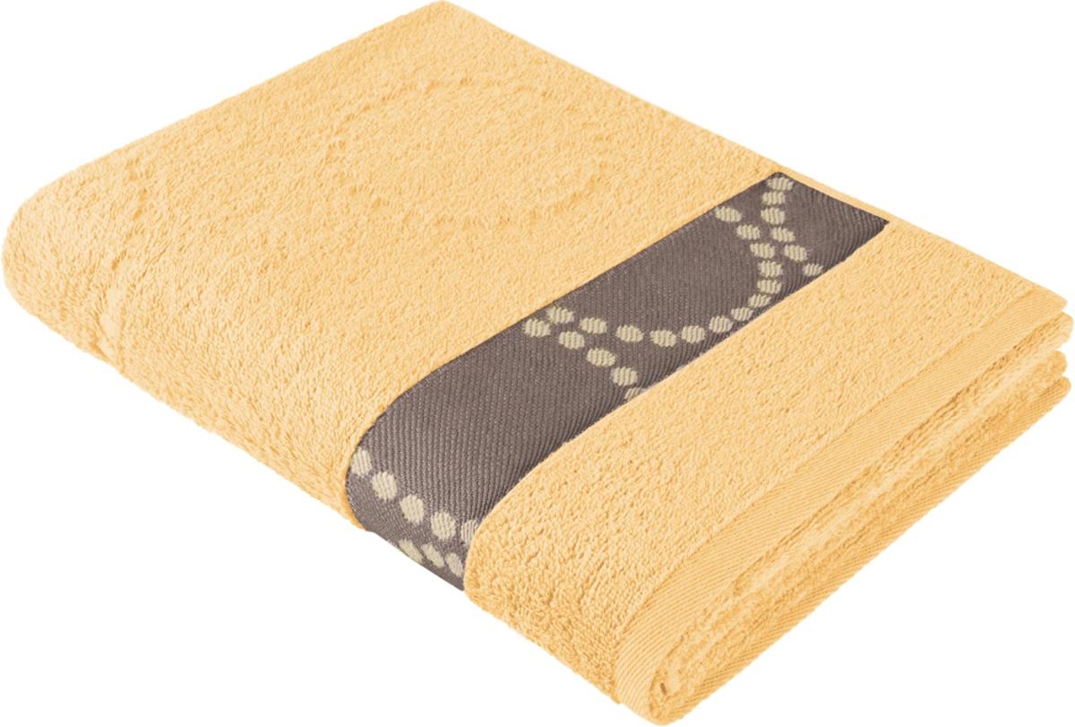 Полотенце махровое Aquarelle Таллин 2, цвет: светло-желтый, 35 x 70 см707747Махровое полотенце Aquarelle Таллин 2 неотъемлемая часть повседневного быта, оно создает дополнительные акценты в ванной комнате. Продукция производится из высококачественных материалов.