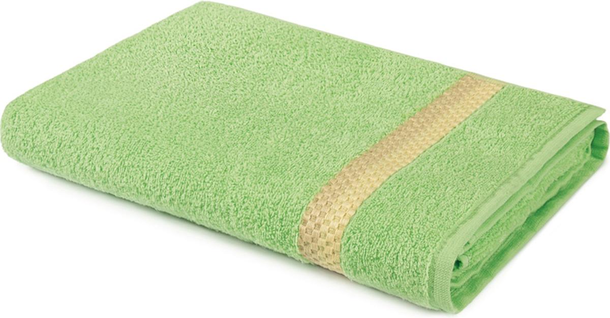 Полотенце махровое Aquarelle Лето, цвет: светло-зеленый, 70 x 140 см713517Махровое полотенце Aquarelle Лето неотъемлемая часть повседневного быта, оно создает дополнительные акценты в ванной комнате. Продукция производится из высококачественных материалов.