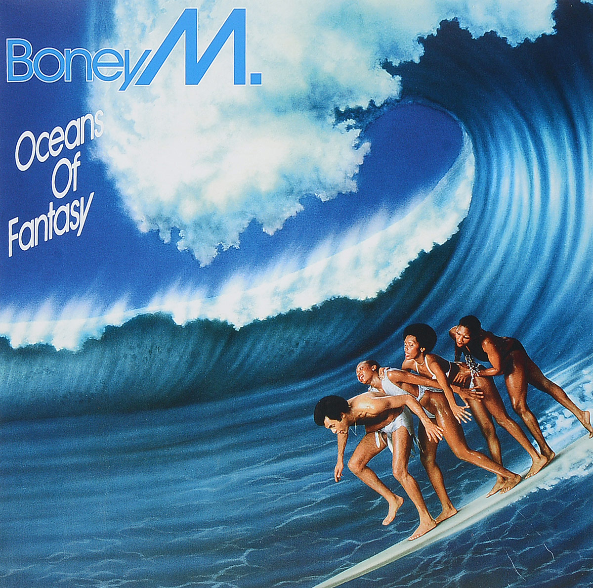Boney M Boney M. Oceans Of Fantasy (LP) boney m boney m christmas with boney m lp