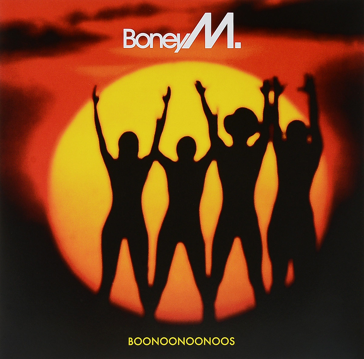 Boney M Boney M. Boonoonoonoos (LP) boney m boney m diamonds 40th anniversary lp 3cd dvd