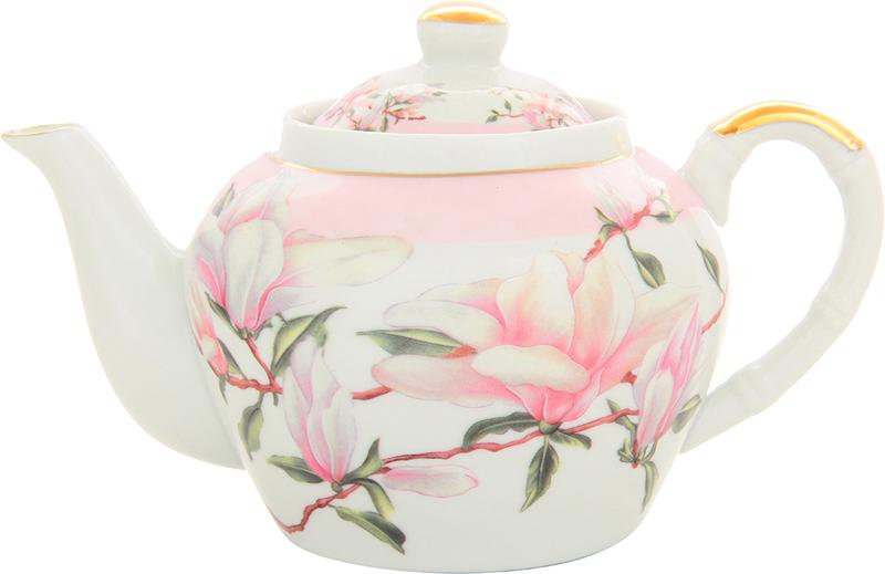 Чайник заварочный Elan Gallery Орхидея на розовом, с ситом, 700 мл180313Изысканный заварочный чайник украсит сервировку стола к чаепитию. Благодаря красивому утонченному дизайну и качеству исполнения он станет хорошим подарком друзьям и близким.Не рекомендуется применять абразивные моющие средства. Не рекомендуется применять абразивные моющие средства. Не использовать в микроволновой печи.