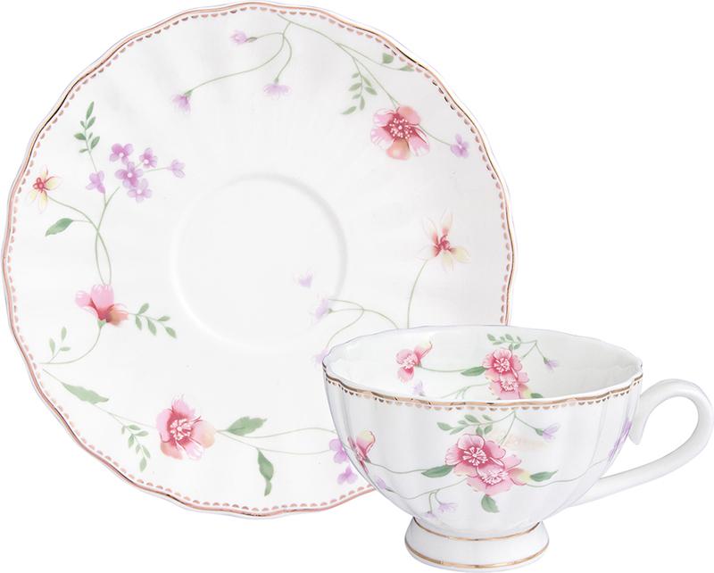 Чайный набор - это отличный подарок, подходящий для любого повода. Принесет в ваш дом красоту и уют душевных чаепитий!