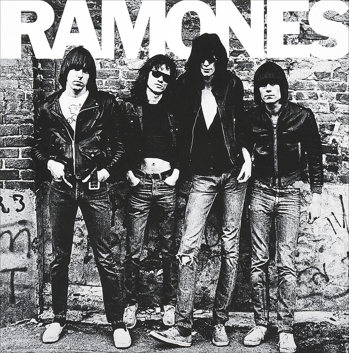 The Ramones Ramones. Ramones (LP) велосипед commencal ramones 20 2013