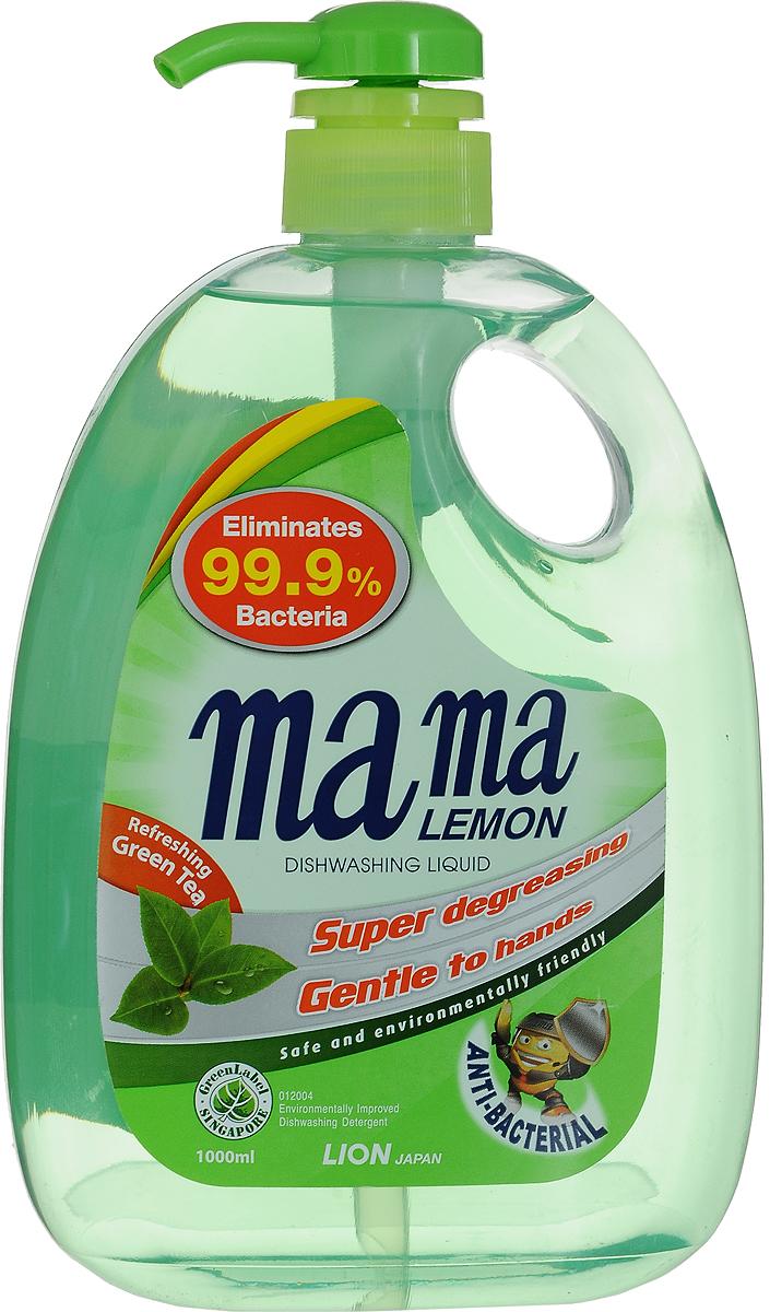 Гель для мытья посуды и детских принадлежностей Mama Lemon Green Tea, концентрат, с ароматом зеленого чая, 1000 мл46334Концентрированный гель Mama Lemon Green Tea на основе природных минералов, подходит для мытья посуды, овощей и фруктов, для мытья детских принадлежностей. Система двойного обезжиривания (AFDS) и тройная концентрация, не сушит руки и устраняет неприятные запахи. Уважаемые клиенты! Обращаем ваше внимание на то, что упаковка может иметь несколько видов дизайна.Поставка осуществляется в зависимости от наличия на складе. Уважаемые клиенты! Обращаем ваше внимание на то, что упаковка может иметь несколько видов дизайна. Поставка осуществляется в зависимости от наличия на складе. Товар сертифицирован.Как выбрать качественную бытовую химию, безопасную для природы и людей. Статья OZON Гид