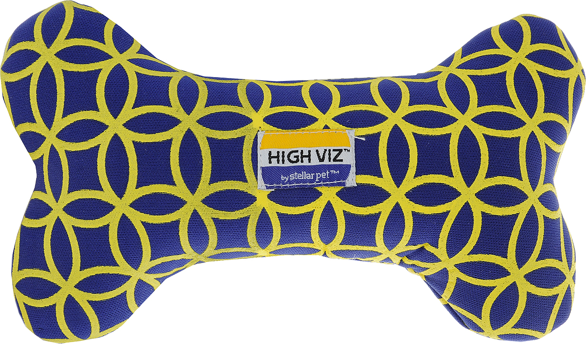Игрушка для собак Camon High VIZ. Косточка, с пищалкой, длина 20 смAH503/CМягкая игрушка для животных Camon High VIZ. Косточка, изготовленная из высококачественных материалов, выполнена в виде косточки и оснащена пищалкой, что вызовет дополнительный интерес вашего питомца.Такая игрушка порадует вашего любимца, а вам доставит массу приятных эмоций, ведь наблюдать за игрой всегда интересно и приятно. Размер косточки: 20 х 11 х 6 см.