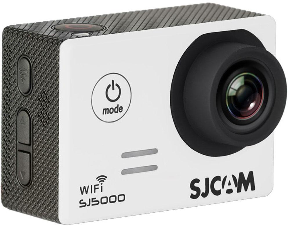 Zakazat.ru SJCAM SJ5000 WiFI, White экшн-камера