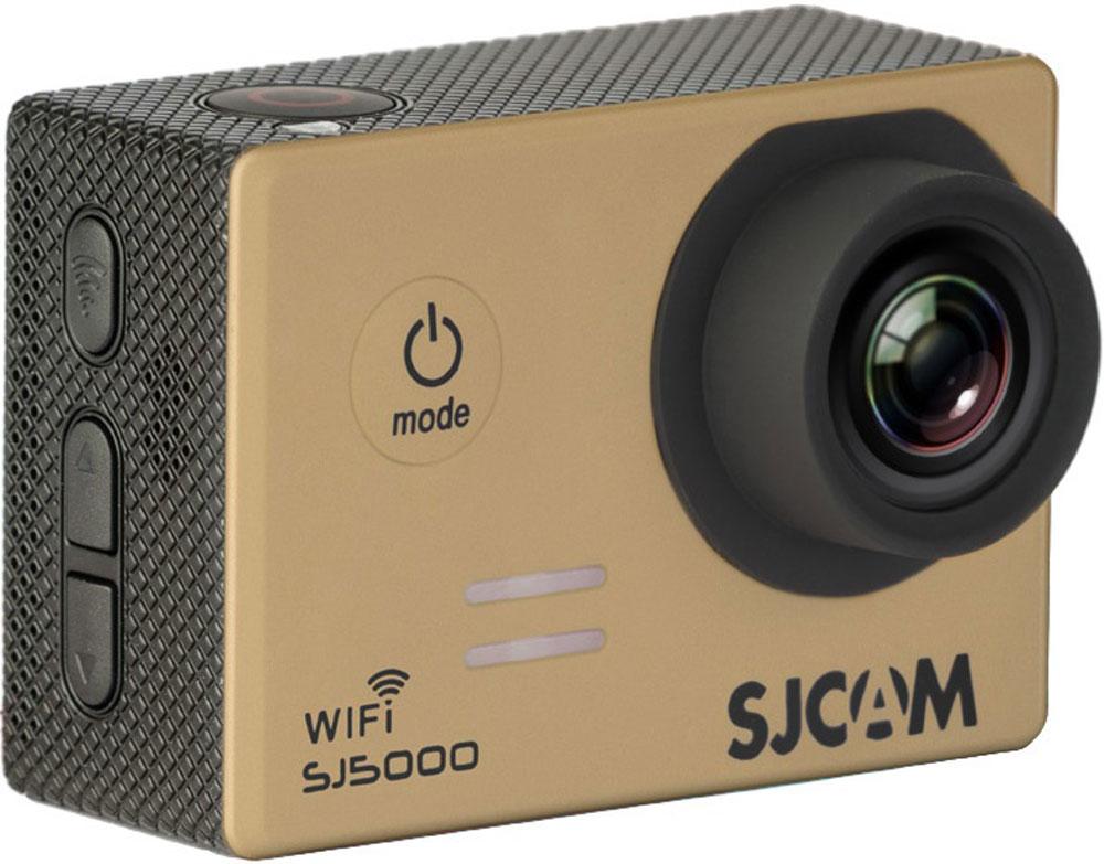 Zakazat.ru SJCAM SJ5000 WiFI, Gold экшн-камера