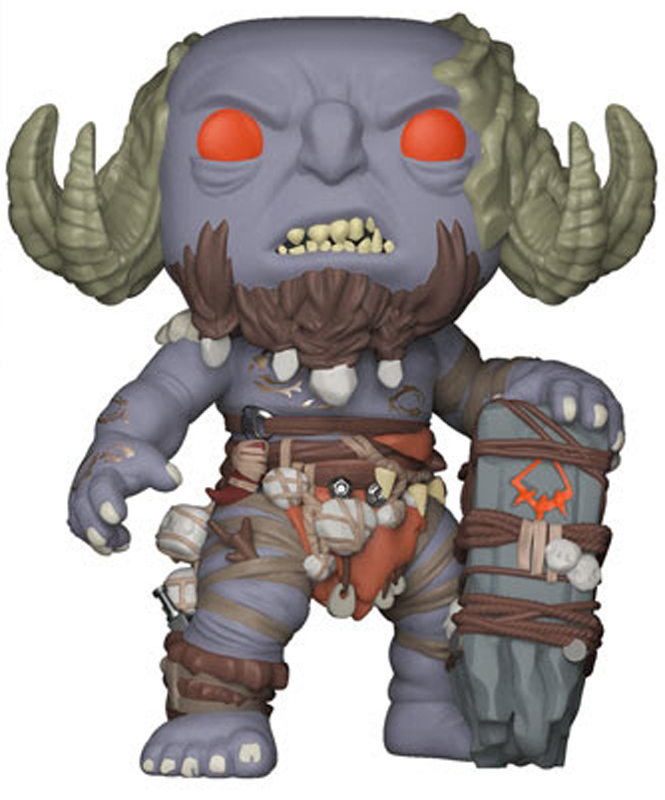 Фигурка Funko POP! Vinyl: Games: God of War: Firetroll 21683 фигурка funko pop games gears of war oscar diaz