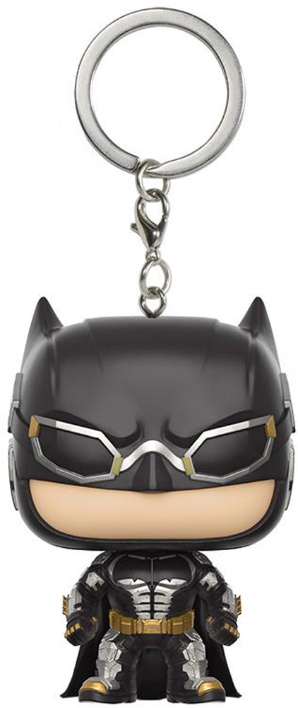 Брелок Funko Pocket POP! Keychain: DC: Justice League: Batman 13794-PDQ