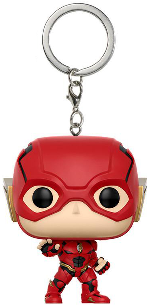 Брелок Funko Pocket POP! Keychain: DC: Justice League: Flash 13791-PDQ 5pcs fura keychain