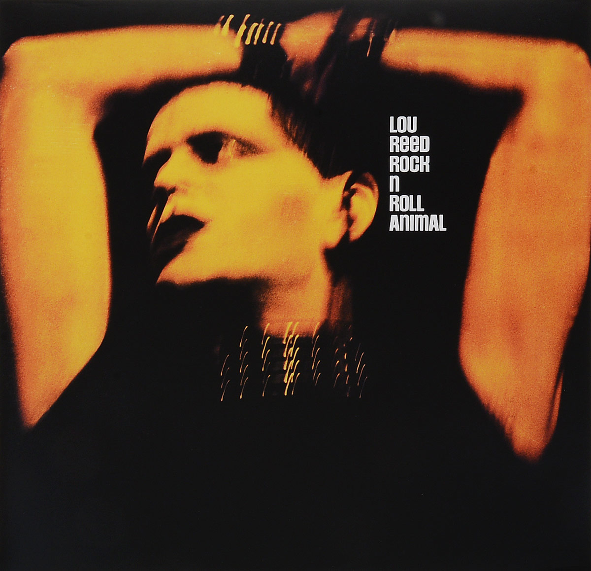 Lou Reed Lou Reed. Rock 'N' Roll Animal (LP) lou reed lou reed live in italy 2 lp