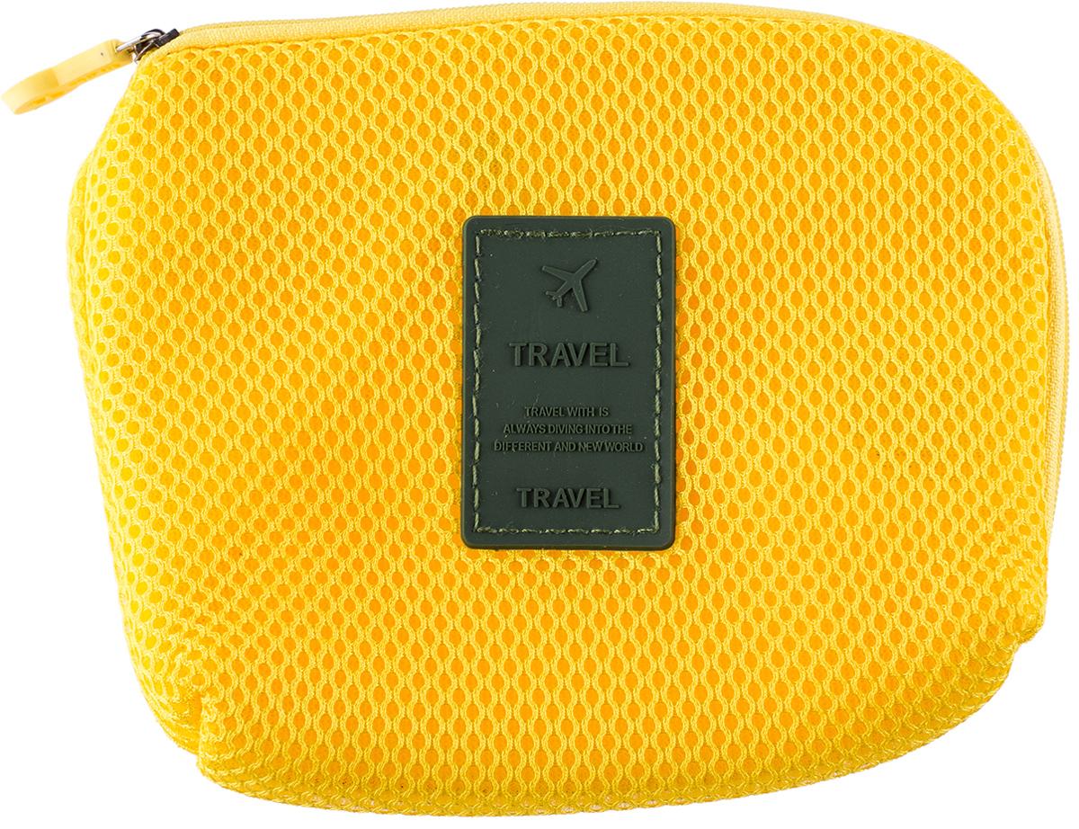 Органайзер для электроники Homsu Basic, противоударный, 16 х 12 х 2 смHOM-942Вам больше не придется переживать за сохранность своих предметов во время путешествий. В нем отлично поместится ваш мобильный телефон, планшет, зарядные устройства, переходники и прочее.