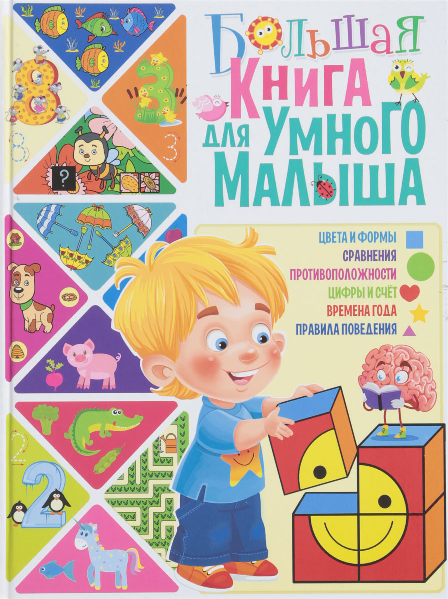 Т. В. Скиба Большая книга для умного малыша