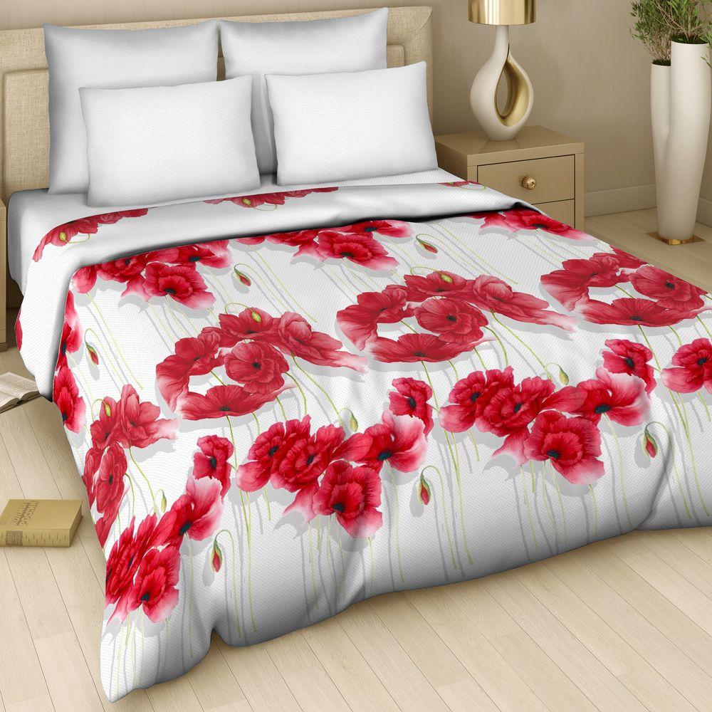 """Комплект постельного белья Арт Деко """"Пылкая любовь"""" изготовлен из натуральных и качественных материалов, поможет вам расслабиться и подарит спокойный сон.  Постельное белье имеет и привлекающий внешний вид,  отлично стирается, гладится, быстро сохнет. Благодаря такому комплекту постельного белья вы сможете создать атмосферу уюта и комфорта в вашей спальне."""