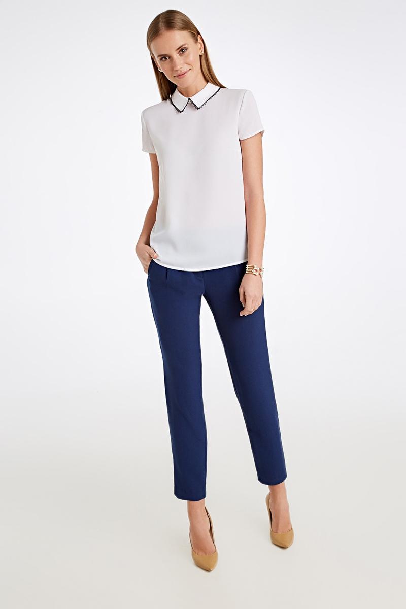 Блузка женская Concept Club Peregri, цвет: белый. 10200270155_200. Размер XL (50)10200270155_200
