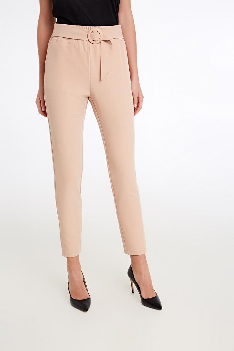 Брюки женские Concept Club Elb, цвет: розово-коричневый. 10200160282_1000. Размер L (48) брюки женские concept club elb цвет розово коричневый 10200160282 1000 размер l 48