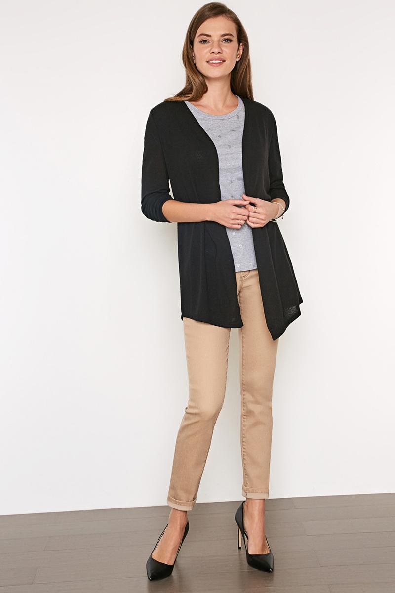 Брюки женские Concept Club Vaela, цвет: темно-бежевый. 10200160265_900. Размер L (48)10200160265_900