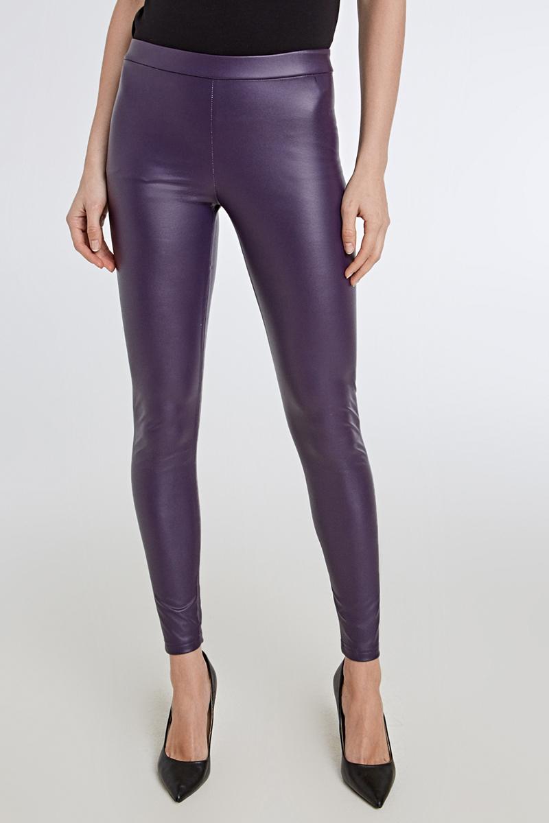 Леггинсы женские Concept Club Verf, цвет: фиолетовый. 10200160283_4100. Размер L (48) брюки женские concept club elb цвет розово коричневый 10200160282 1000 размер l 48