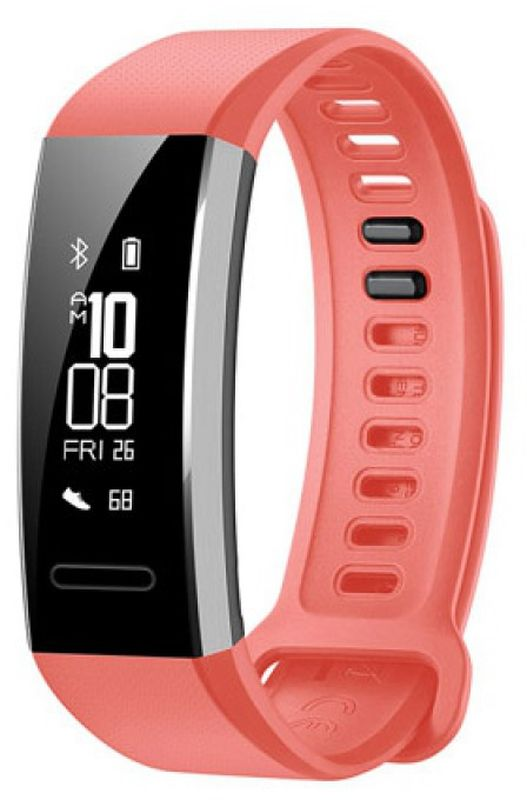 Huawei Band 2 Pro (ERS-B29), Red фитнес-браслет - Фитнес-браслеты и шагомеры