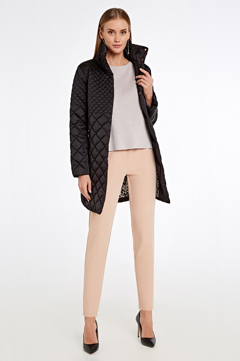 Пальто женское Concept Club Madoz, цвет: черный. 10200610045_100. Размер XL (50) aroma jazz масло массажное жидкое для лица огненный джаз 200 мл