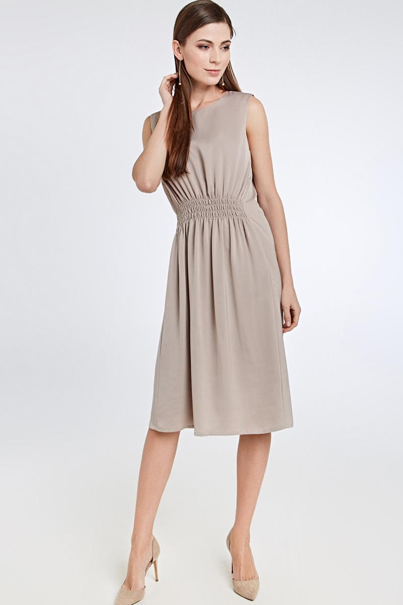 где купить Платье Concept Club Dana, цвет: светло-серый. 10200200432_1800. Размер XL (50) по лучшей цене