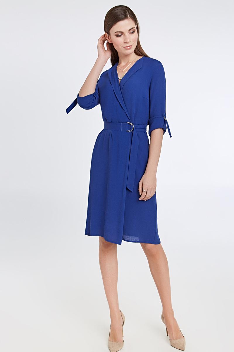 Платье Concept Club Teoden, цвет: синий. 10200200426_500. Размер XXS (40)10200200426_500