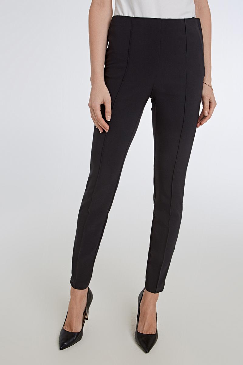 Брюки женские Concept Club Iwer, цвет: черный. 10200160285_100. Размер S (44)10200160285_100Стильные женские брюки Concept Club Iwer изготовлены из качественного материала. Модель зауженного кроя со стандартной посадкой выполнена в лаконичном стиле.