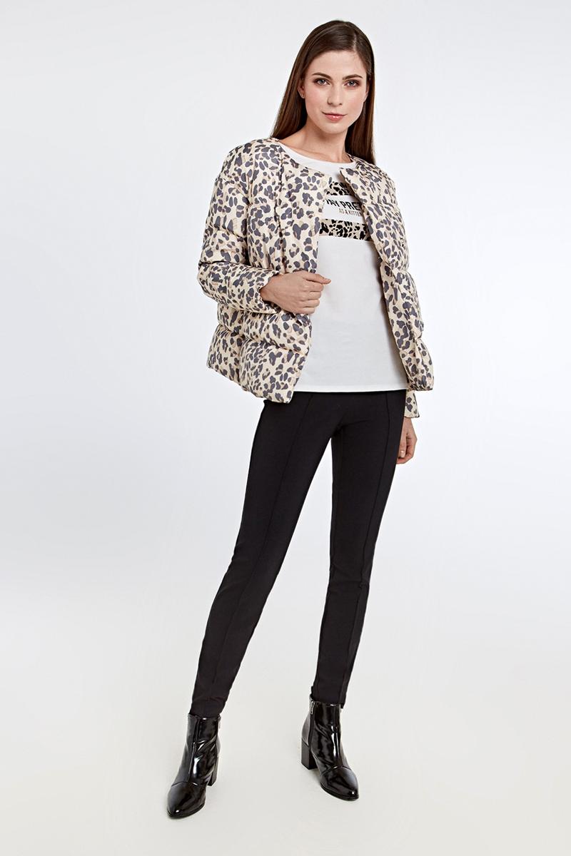 Брюки женские Concept Club Iwer, цвет: черный. 10200160285_100. Размер XL (50)10200160285_100Стильные женские брюки Concept Club Iwer изготовлены из качественного материала. Модель зауженного кроя со стандартной посадкой выполнена в лаконичном стиле.