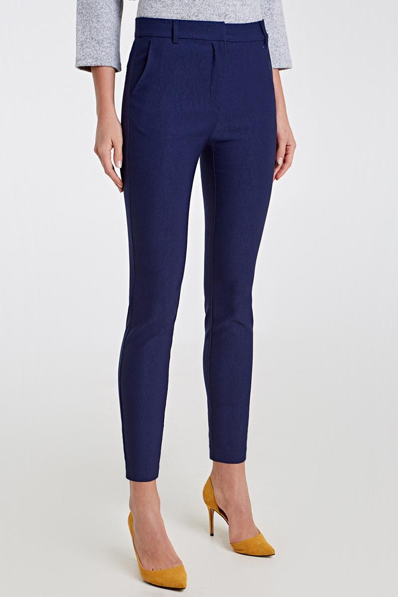 Брюки женские Concept Club Ralen, цвет: темно-синий. 10200160284_600. Размер XL (50) брюки concept club concept club co037ewwfd42