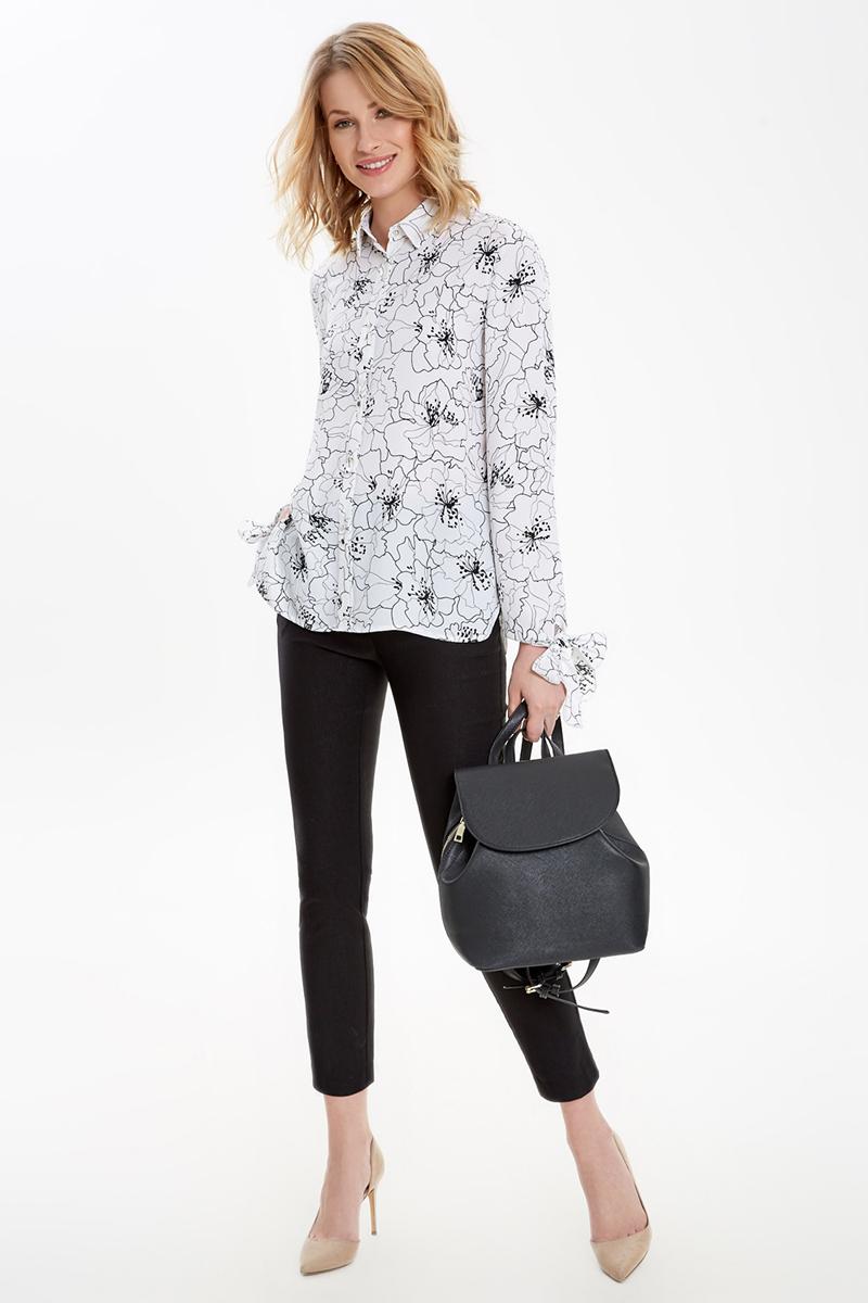 Брюки женские Concept Club Ralen, цвет: черный. 10200160284_100. Размер XS (42)10200160284_100Стильные женские брюки Concept Club Ralen изготовлены из качественного материала. Застегиваются брюки на комбинированную застежку.