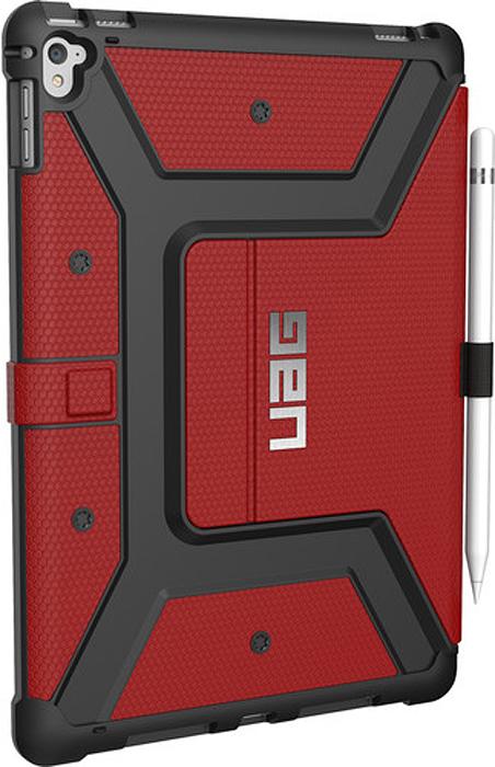 UAG чехол для iPad Pro 9,7, Red uag iphone7 4 7 дюйма падение сопротивления mobile shell чехол для apple iphone7 iphone6s iphone6 алмазный желтый бриллиант