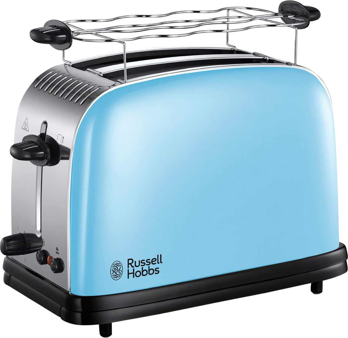 Russell Hobbs 23335-56 Colours Plus, Heavenly Blue тостер