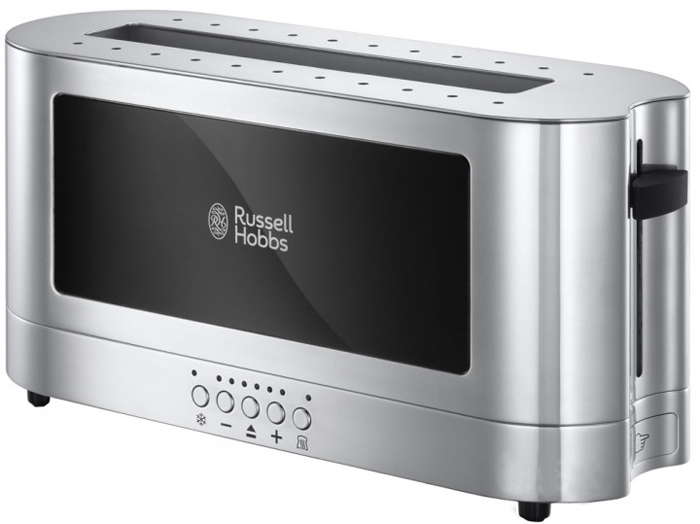 Russell Hobbs 23380-56 Elegance, Black тостер - Тостеры