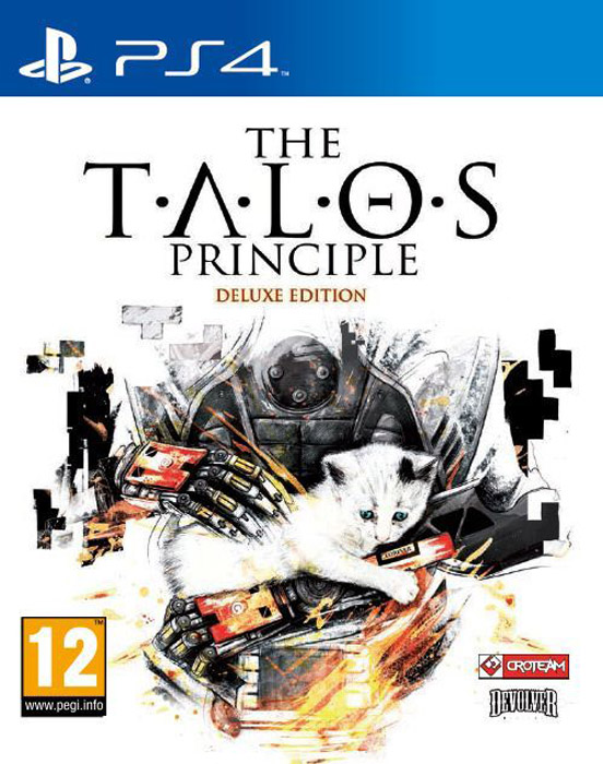 The Talos Principle. Deluxe Edition (PS4)