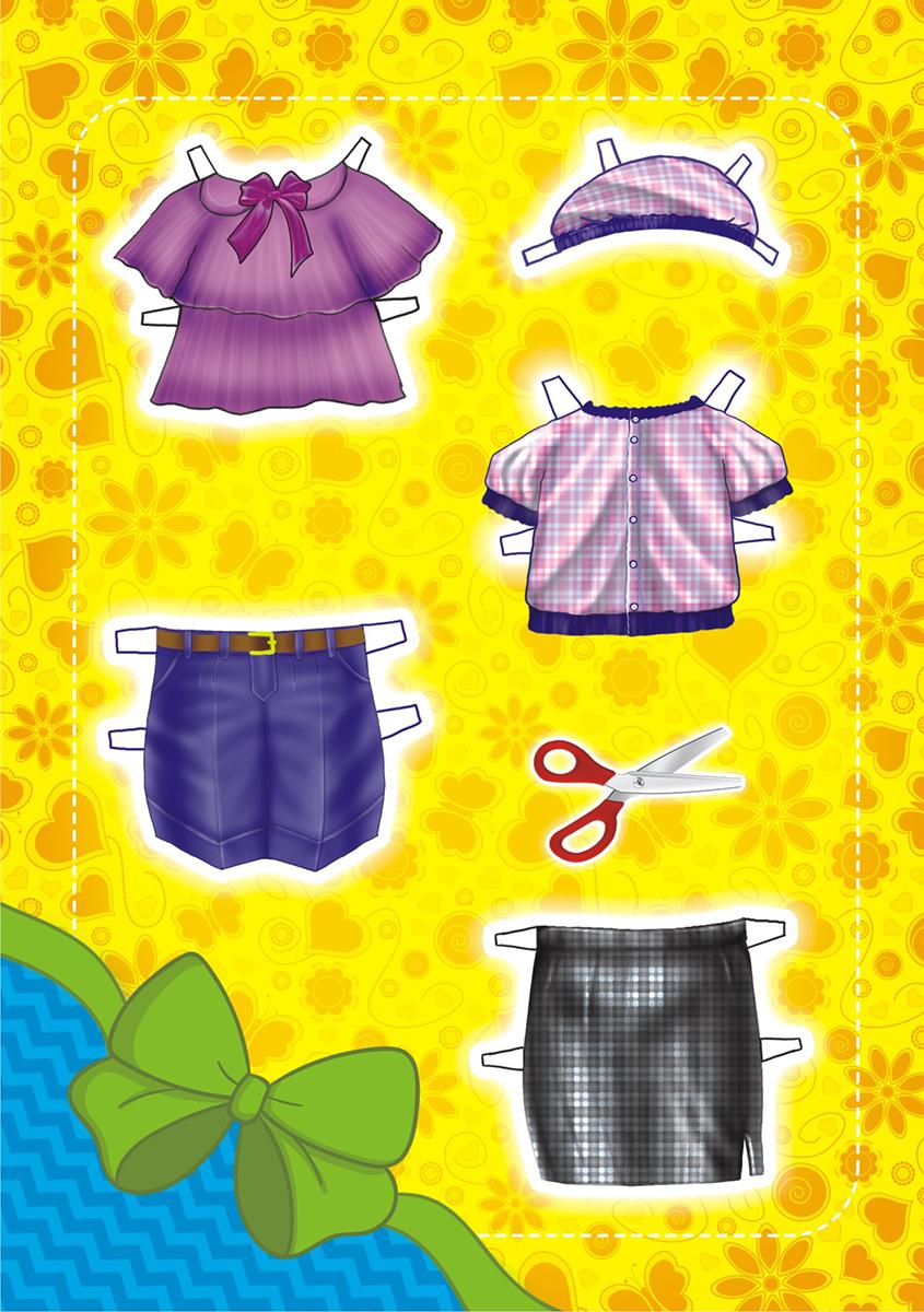 ЛиС Набор для изготовления игрушек Одень куклу Кукла Даша ОВ-040 ЛиС