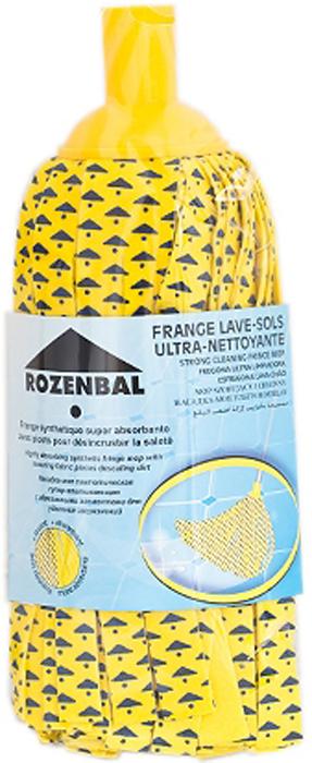 Насадка МОП Rozenbal, синтетическая, с вкраплениями из латекса, с итальянской резьбой. R190237R190237Насадка МОП Rozenbal с итальянской резьбой изготовлена из вискозы с вкраплениями из латекса. Она прекрасно подойдет как для сухой, так и для влажной уборки. Насадка Rozenbal с итальянской резьбой - это отличное приобретение для современной хозяйки.